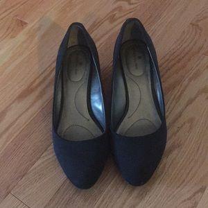 Bandolino Women's Sz 7.5 Black Shoes